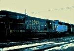 DH 2302, 7618 on RW7